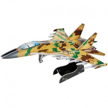 Военный самолет (мини серия) 3D Пазлы Zilipoo