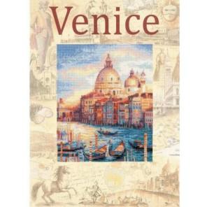 Города мира. Венеция Набор для вышивания Риолис