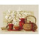 Чай Набор для вышивания Риолис
