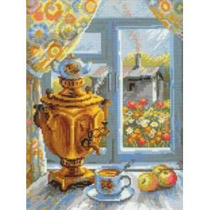 Самовар Набор для вышивания Риолис