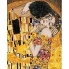 Поцелуй по мотивам картины Г.Климта Набор для вышивания Риолис