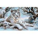 Бенгальский тигр Набор для вышивания Риолис
