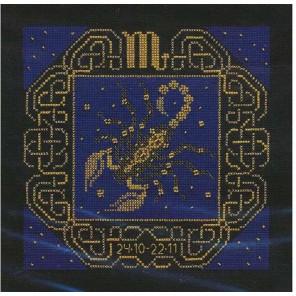 Скорпион Набор для вышивания Риолис