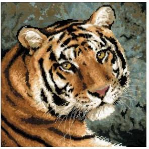 Амурский тигр Набор для вышивания Риолис