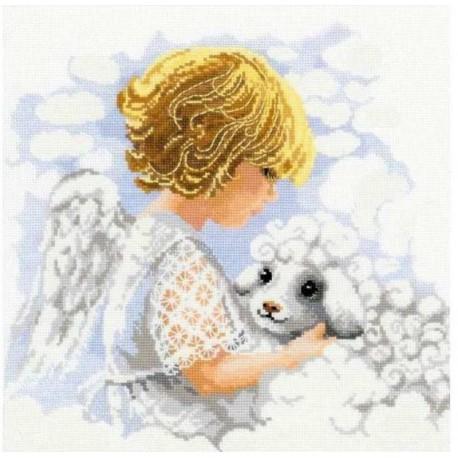 День ангела Набор для вышивания Риолис