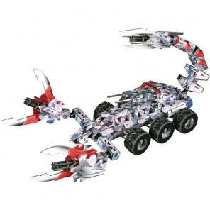 Танк скорпион 3D Пазлы Zilipoo