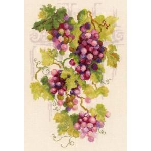 Виноградная лоза Набор для вышивания Риолис