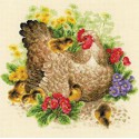 Курица Набор для вышивания Риолис