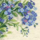 Летние незабудки Набор для вышивания Риолис