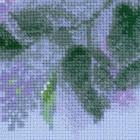 Сирень после дождя Набор для вышивания Риолис