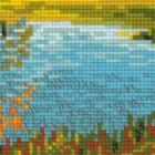 Осенний день Набор для вышивания Риолис