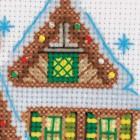 Охотничий домик Набор для вышивания Риолис