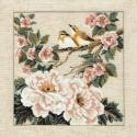 Китайские мотивы. Весна Набор для вышивания Риолис