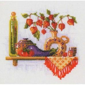 Физалис Набор для вышивания Риолис