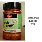 903 Бронза металлик Моделирующий крем Modellier Creme Viva Decor