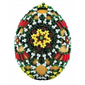 Яйцо. Лужицкие мотивы Набор для бисероплетения Риолис