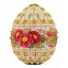 Яйцо. Примула Набор для бисероплетения Риолис