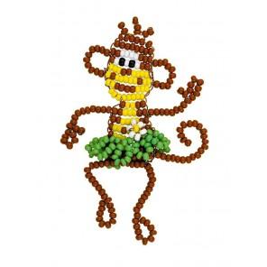 Игрушка Островитянка Набор для бисероплетения Риолис