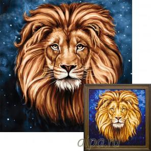 Созвездие льва Алмазная вышивка мозаика Гранни