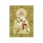 Святой Николай Чудотворец Набор для вышивания Риолис