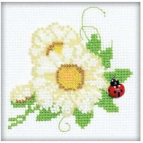 Цветочек Набор для вышивания Риолис