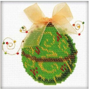 Яркий шарик Набор для вышивания Риолис