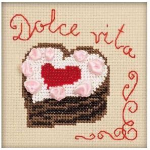 Сердечко Набор для вышивания Риолис
