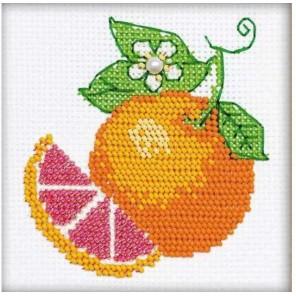 Апельсин Набор для вышивания Риолис