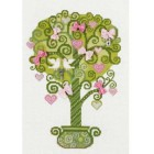 Дерево счастья Набор для вышивания Риолис