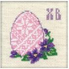 Пасхальное яйцо Набор для вышивания Риолис
