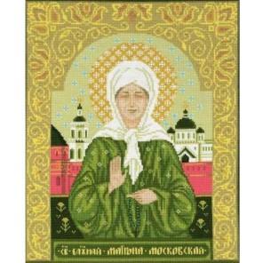 Святая Блаженная Матрона Московская Набор для вышивания Риолис
