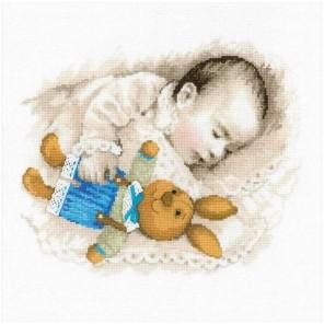 Сладкие сны Набор для вышивания Риолис