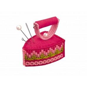 Игольница. Утюжок Набор для вышивания Риолис