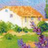 Ферма в Провансе Набор для вышивания Риолис