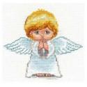 Мой ангел! Набор для вышивания Алиса