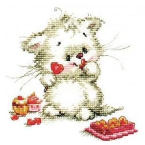Сладкая конфетка Набор для вышивания Алиса