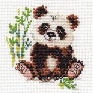 Панда Набор для вышивания Алиса