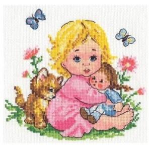 Аленка Набор для вышивания Алиса