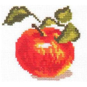 Яблочко Набор для вышивания Алиса