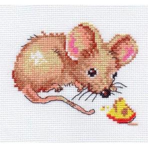Мышонок Набор для вышивания Алиса