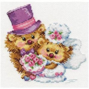 Навсегда! Набор для вышивания Алиса