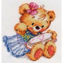 Люблю вышивать Набор для вышивания Алиса