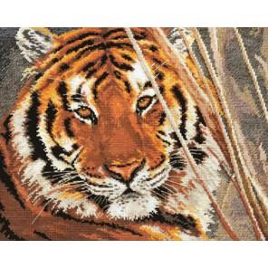 Тигр Набор для вышивания Алиса