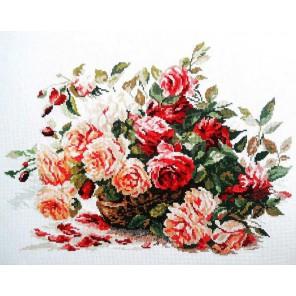 Розы Набор для вышивания Алиса