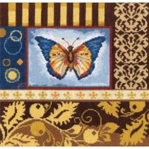 Моменты творчества: Вдохновение Набор для вышивания Алиса