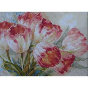 Тюльпаны Набор для вышивания Алиса