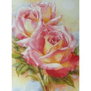 Розовые мечты Набор для вышивания Алиса
