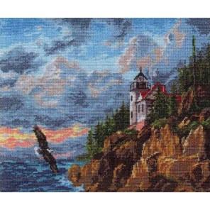 Парящий орел Набор для вышивания Алиса