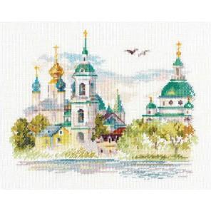 Ростов Великий. Спасо-Яковлевский монастырь Набор для вышивания Алиса