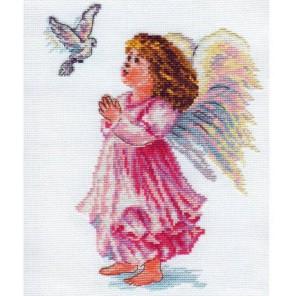 Благослови Набор для вышивания Алиса